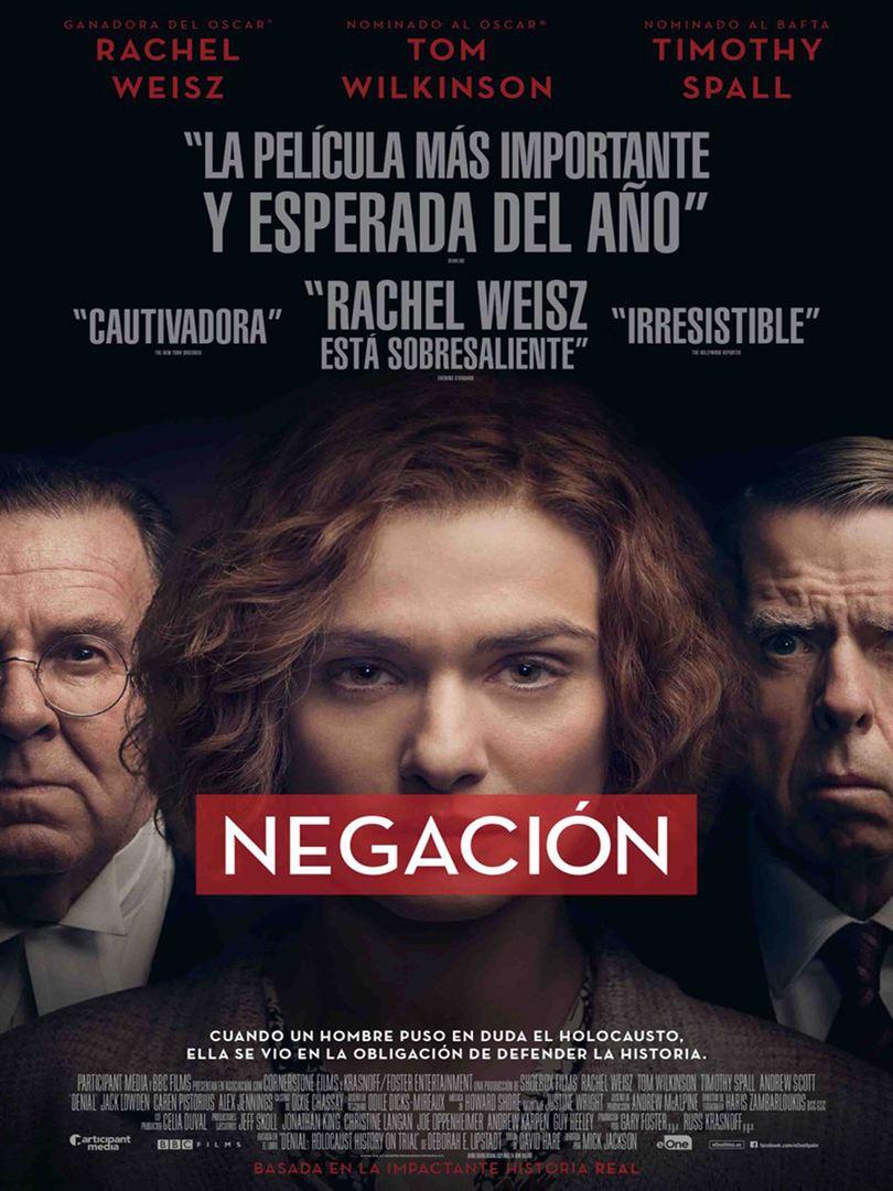 Negación - Cartel