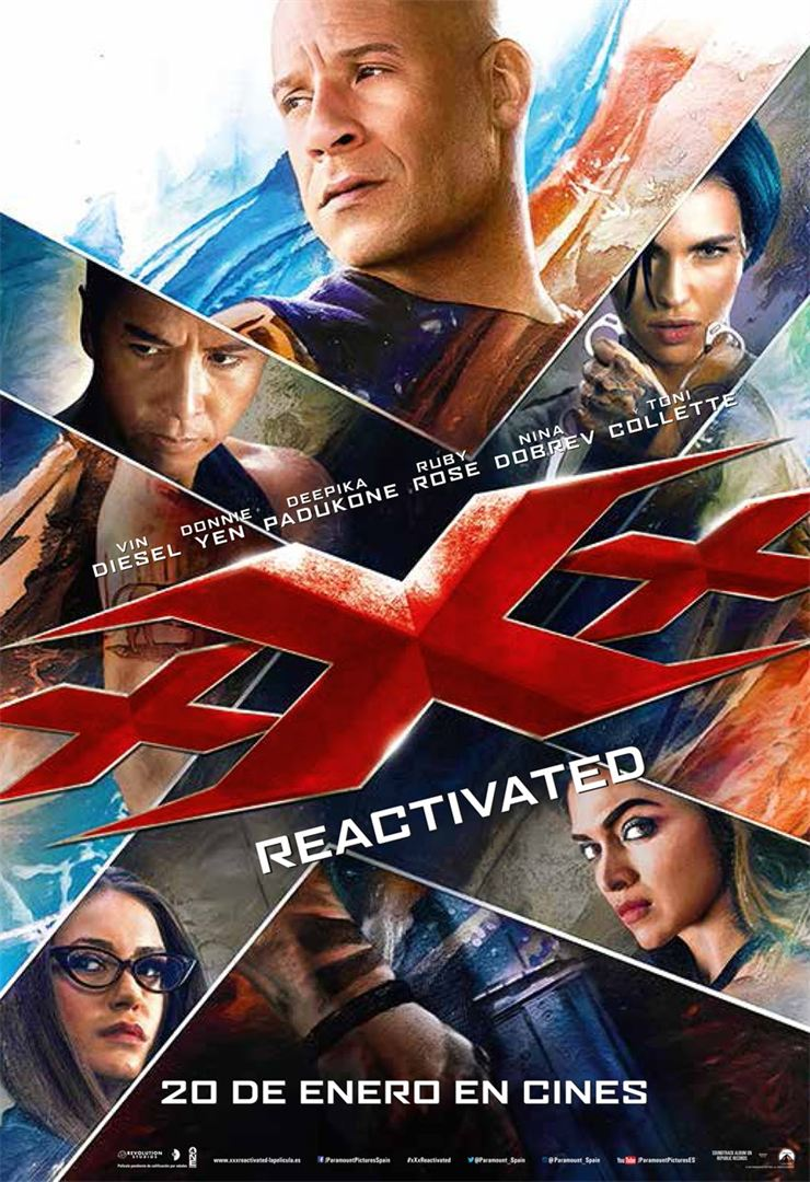 xXx: Reactivated - Cartel