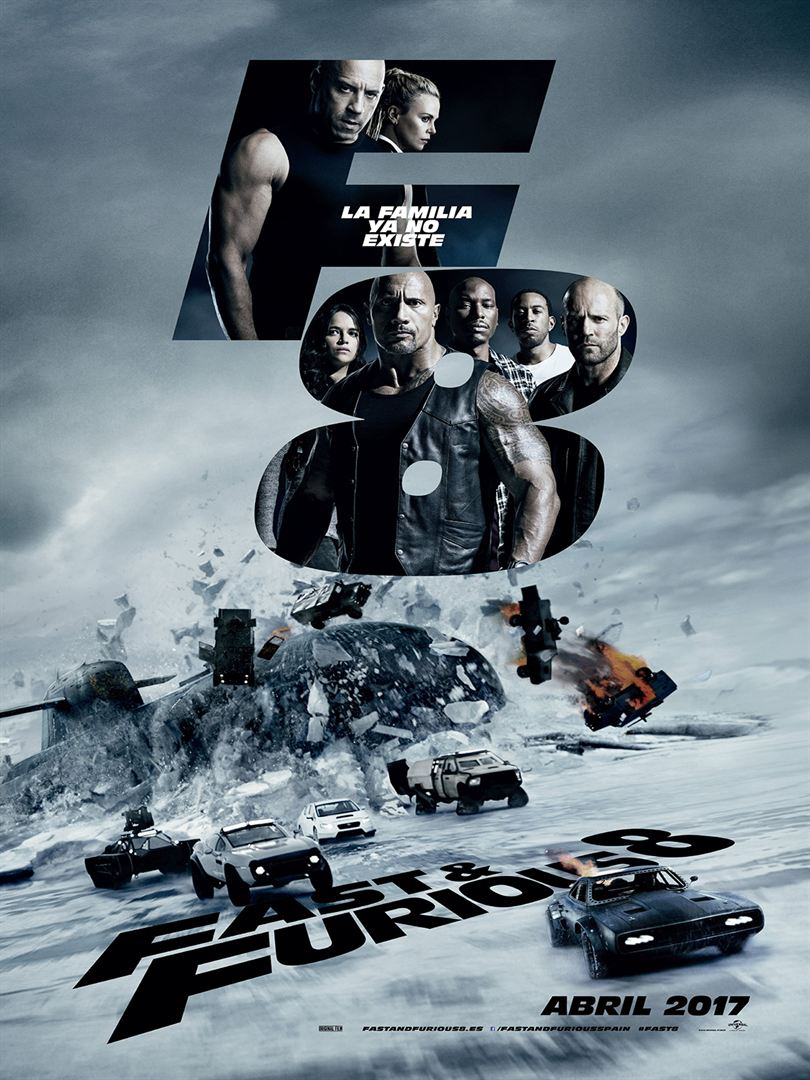 Fast and Furious 8 - Cartel
