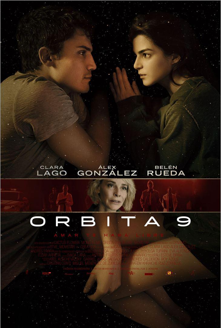 Órbita 9 - Cartel
