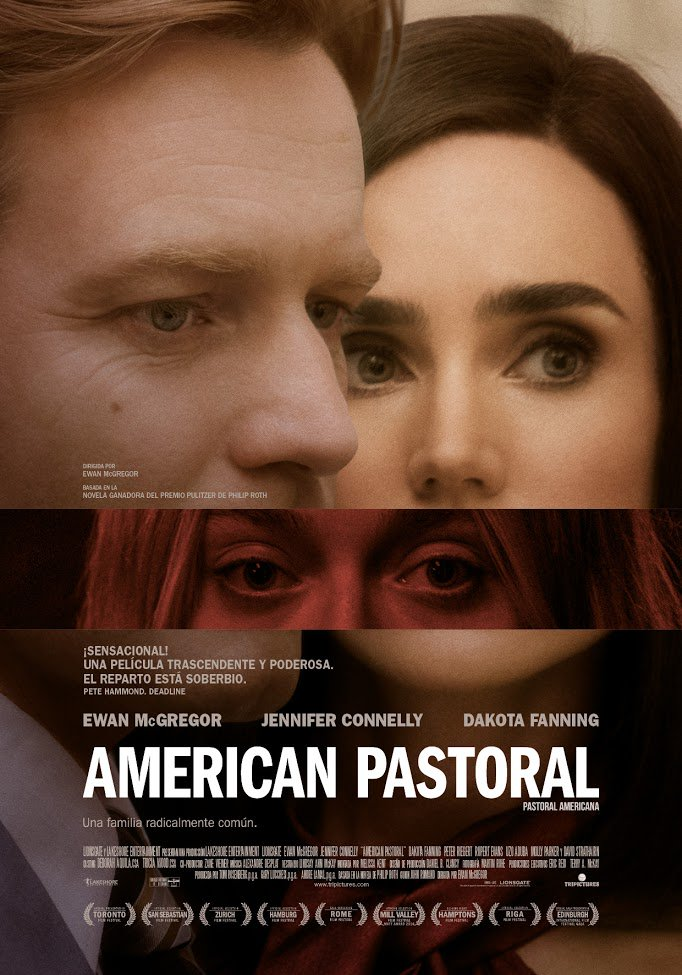American Pastoral (Pastoral americana) - Cartel