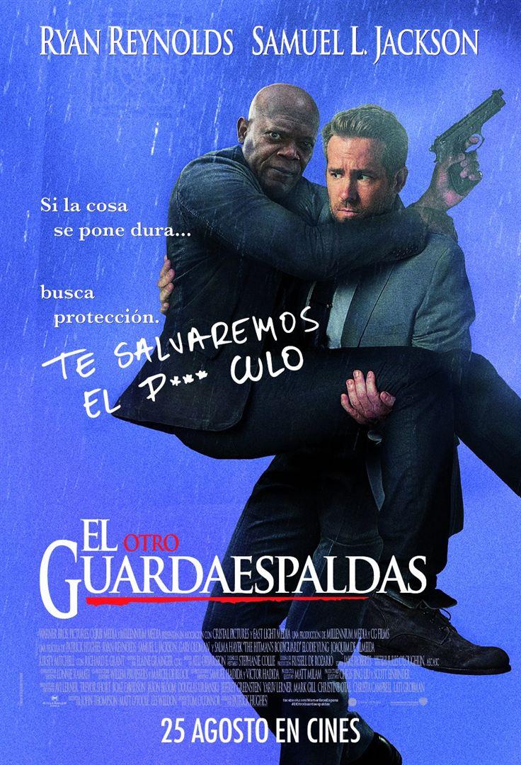 El otro guardaespaldas - Cartel
