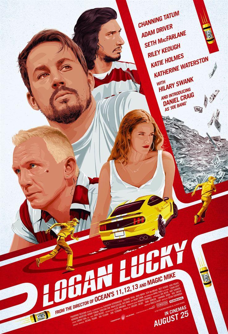 La suerte de los Logan - Cartel