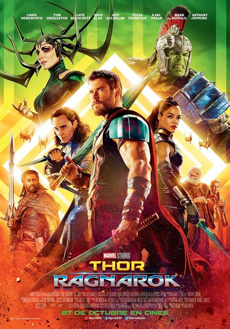 Thor: Ragnarok - Cartel