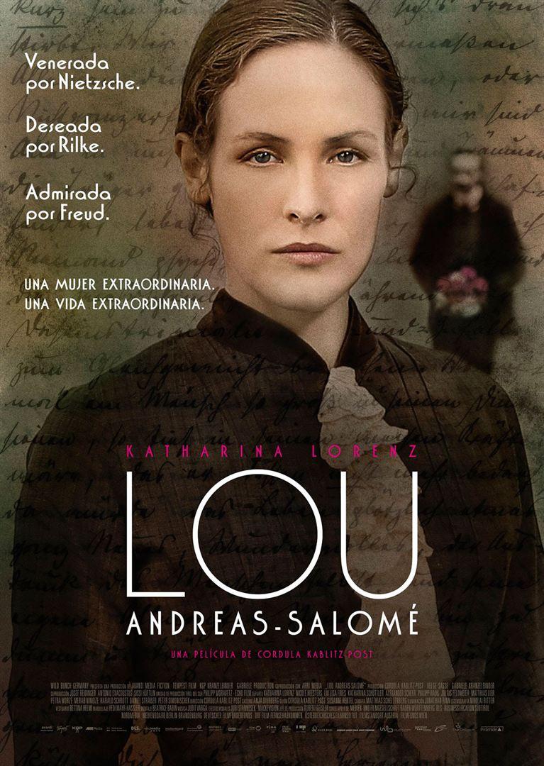 Lou Andreas-Salomé - Cartel