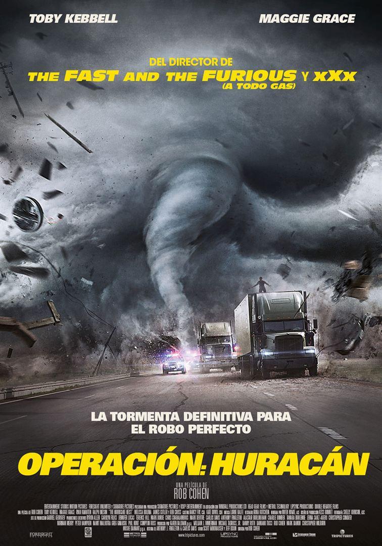 Operación: Huracán - Cartel