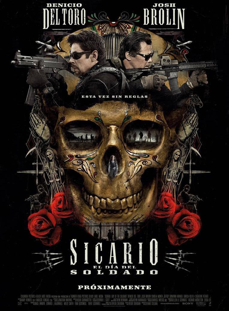 Sicario: El día del soldado - Cartel