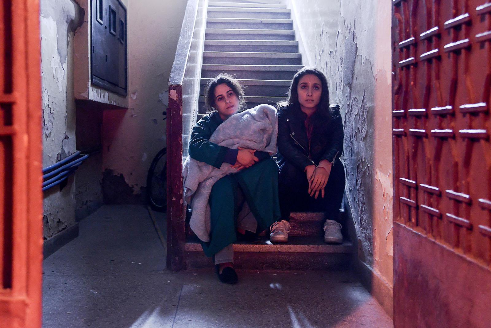 Película Sofia escrita y dirigida por la cineasta marroquí Meryem Benm'Barek