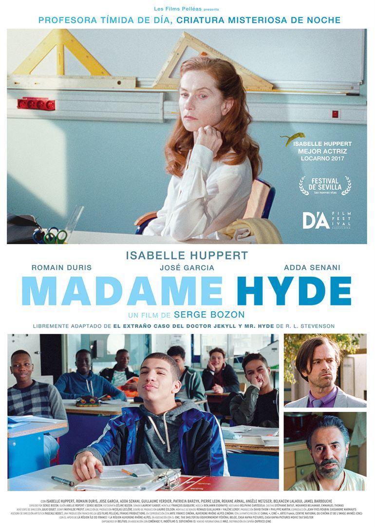 Madame Hyde - Cartel