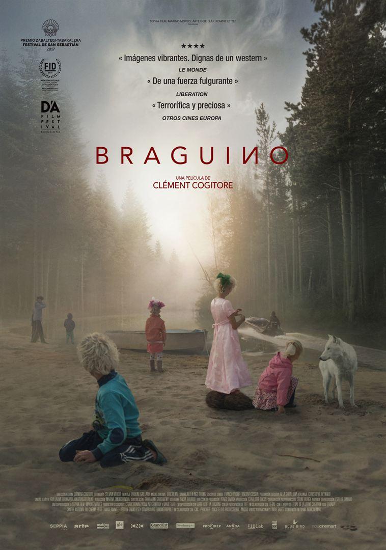 Braguino - Cartel