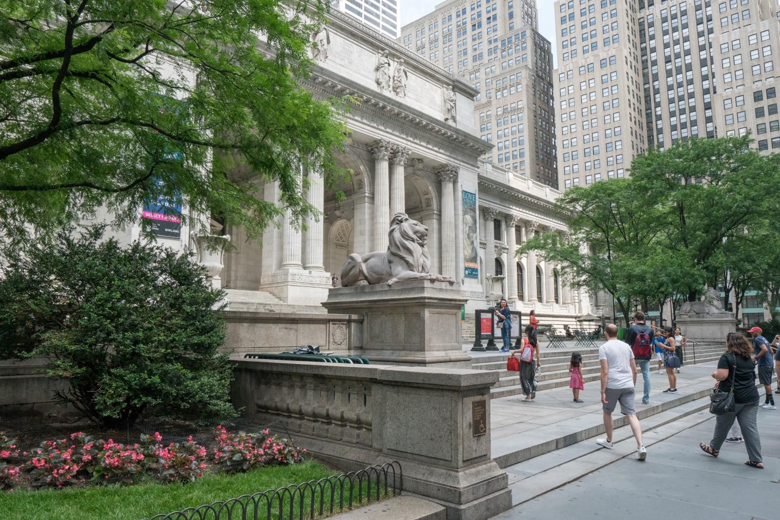 Ex Libris: La biblioteca pública de Nueva York, dirigida por FrederickWiseman