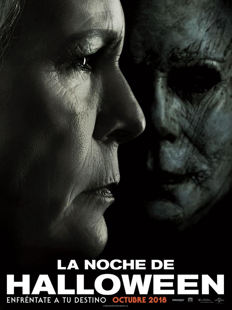 La noche de Halloween - Cartel