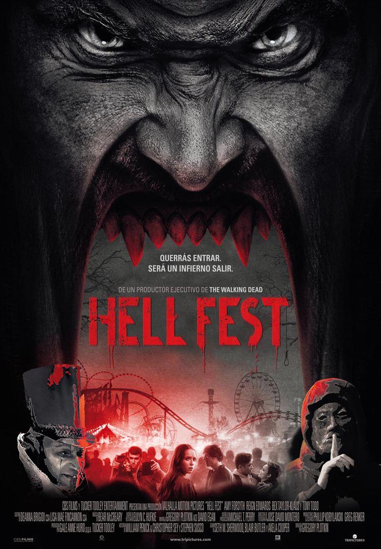 Hell Fest - Cartel