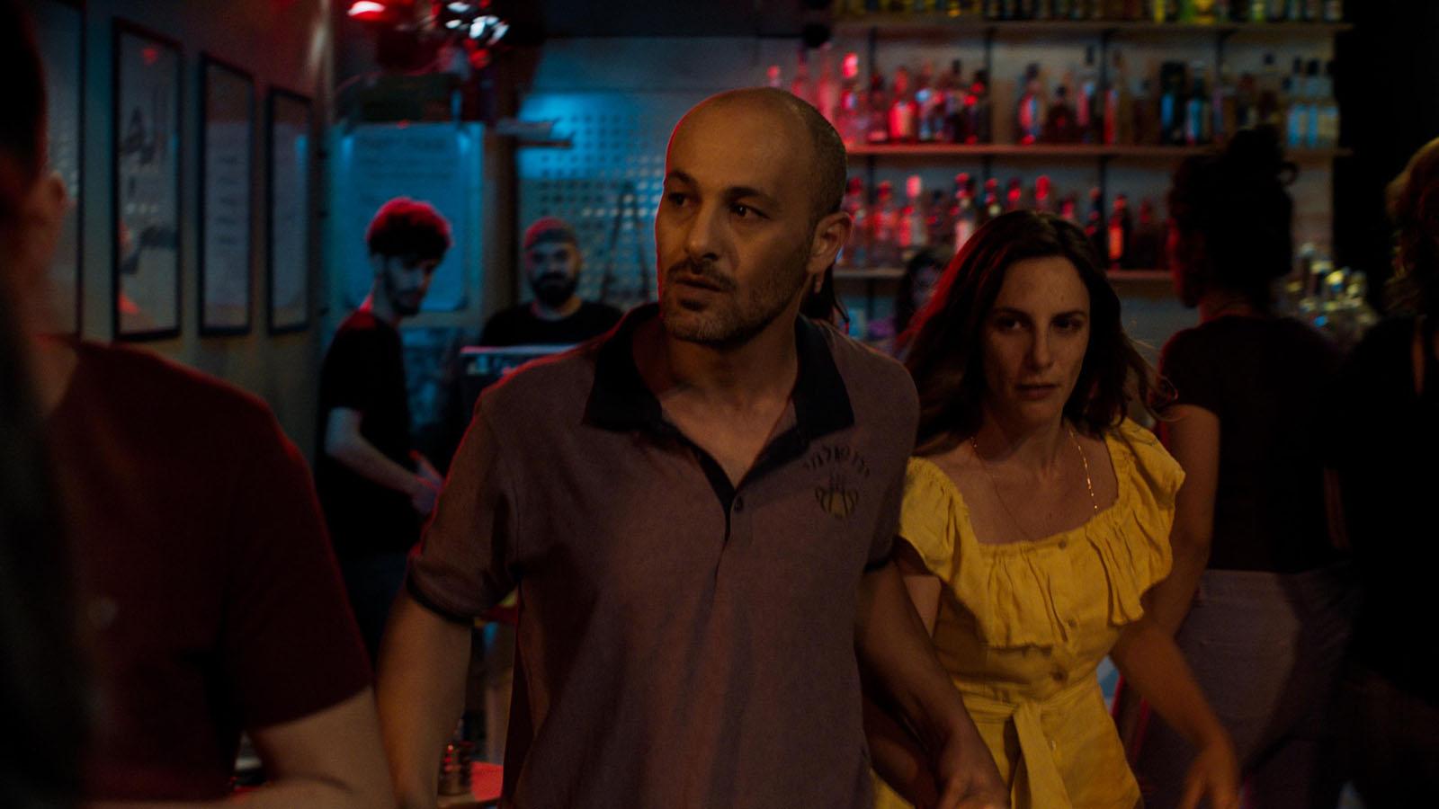 Los informes sobre Sarah y Saleem dirigida por Muayad Alayan.