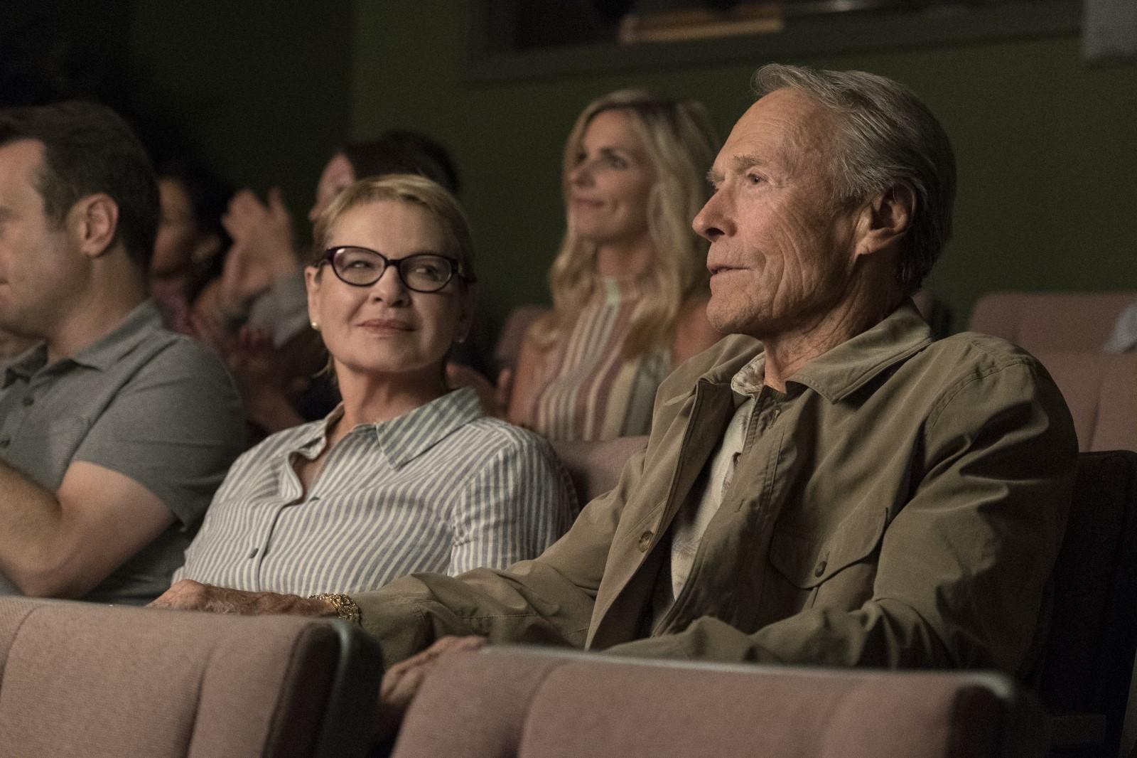 Mula dirigida por Clint Eastwood