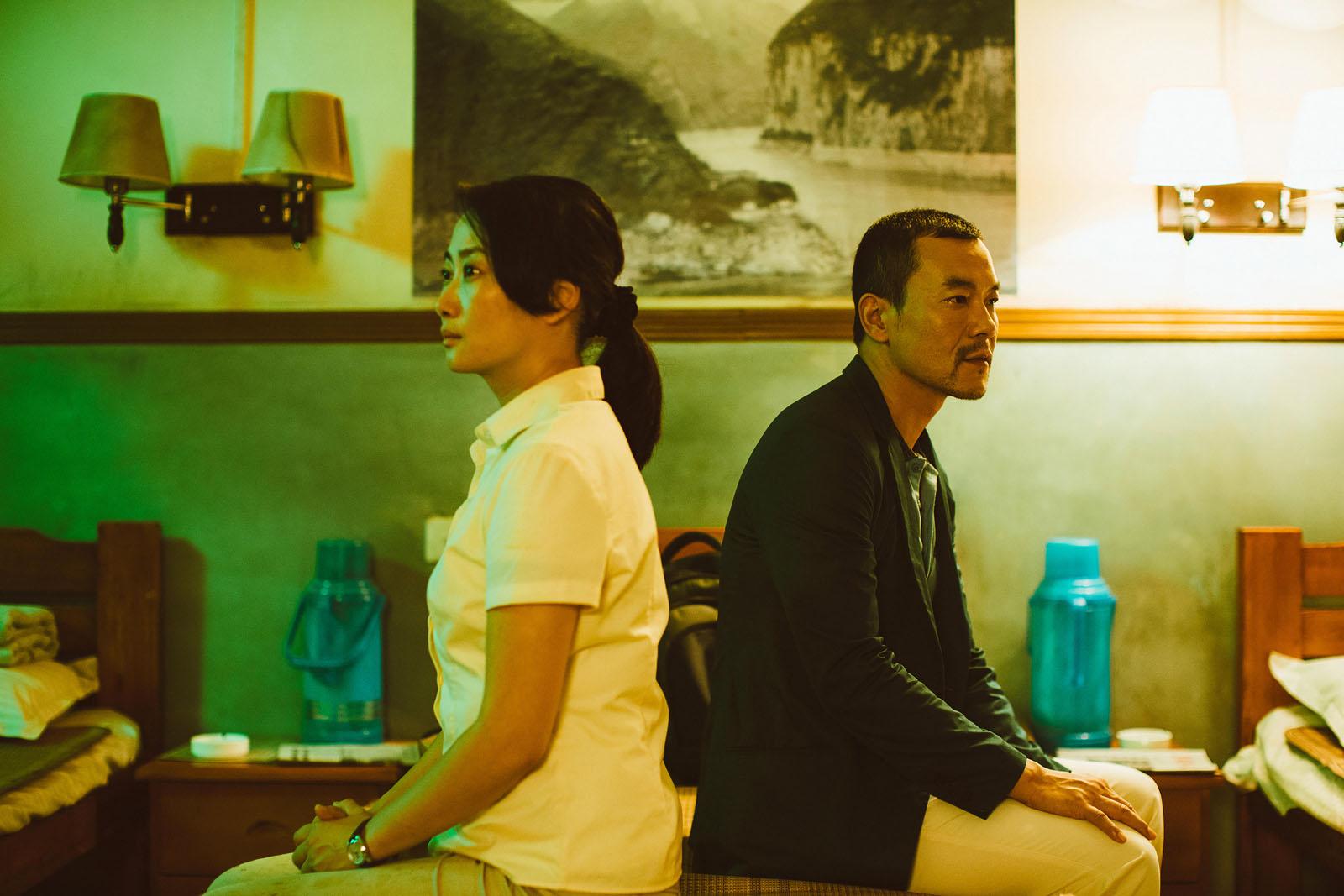 La ceniza es el blanco más puro dirigida por Jia Zhang Ke