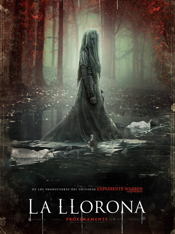 La Llorona - Cartel