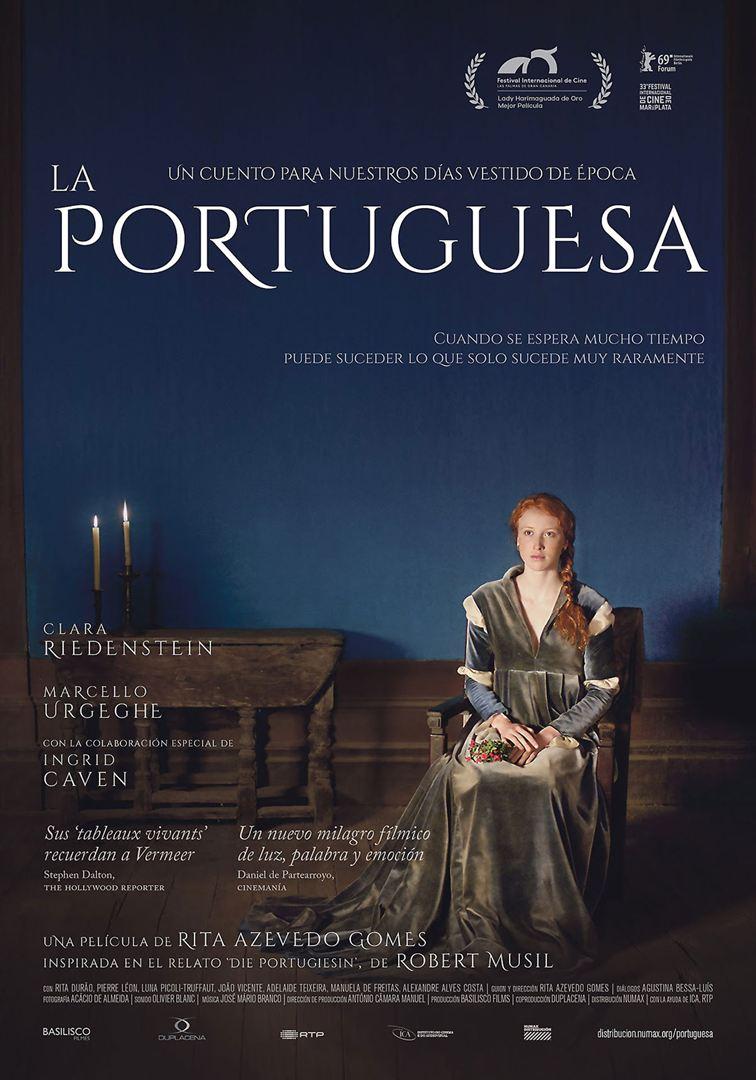 La Portuguesa - Cartel