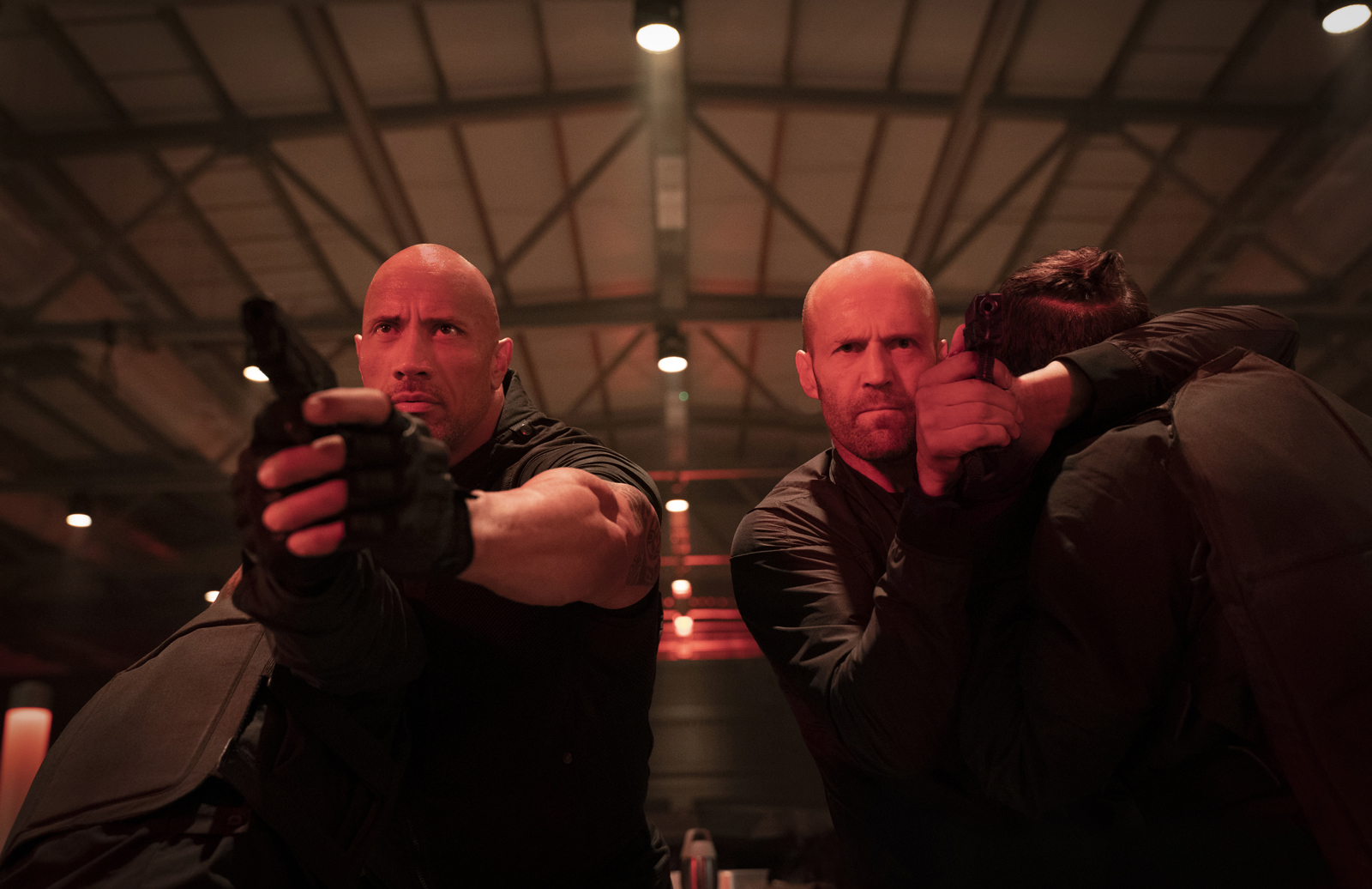 Fast & Furious: Hobbs and Shaw dirigida por David Leitch