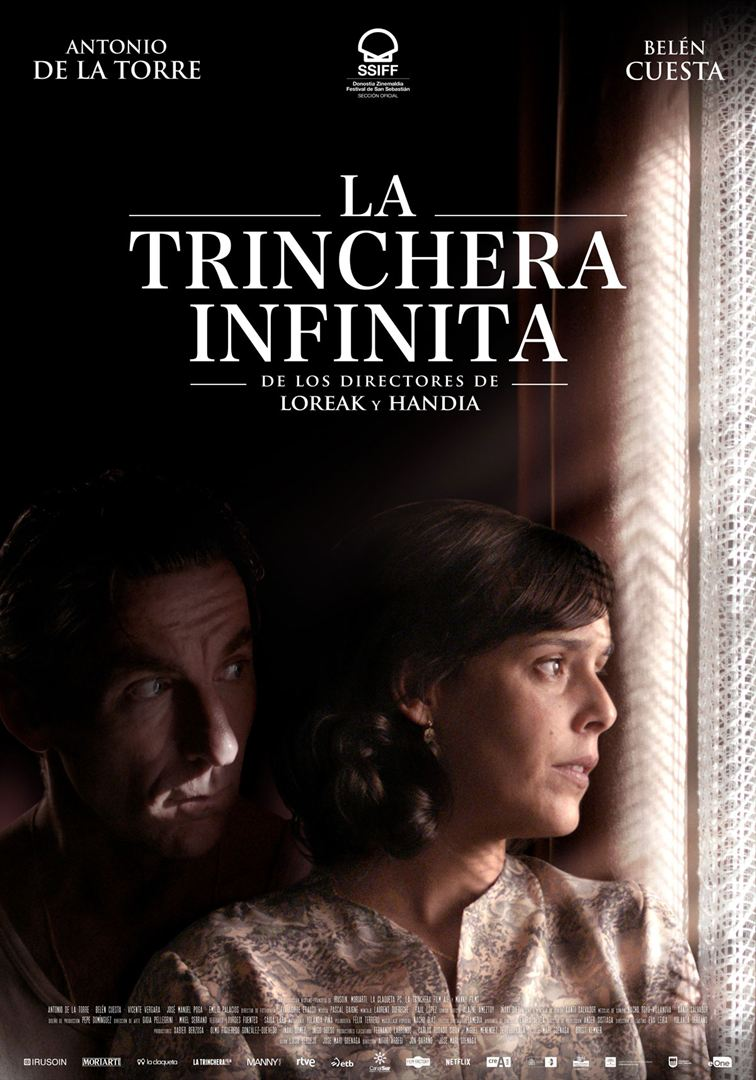 La Trinchera Infinita - Cartel