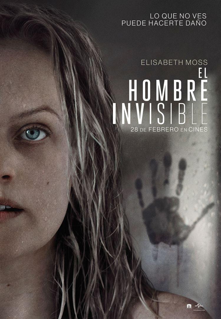 El hombre invisible- Cartel
