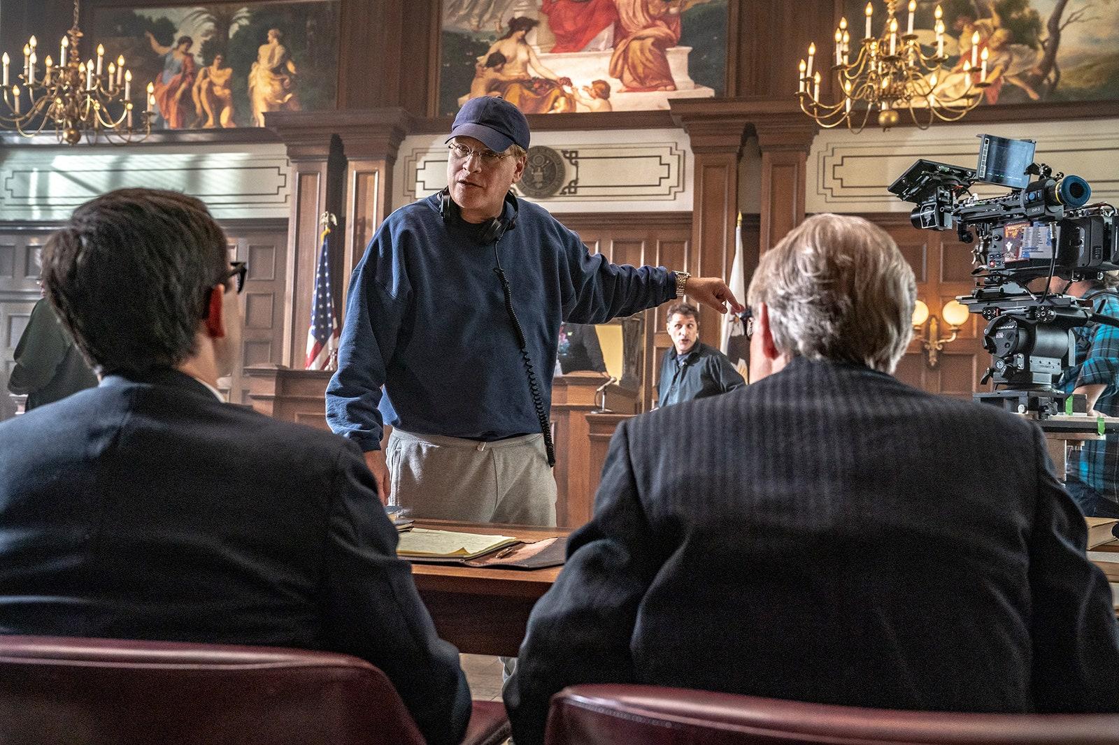 El juicio de los 7 de Chicago, dirigida por Aaron Sorkin