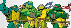 &#39;Las Tortugas Ninja&#39;: Megan Fox comparte escena con Raphael en este v&#237;deo del rodaje