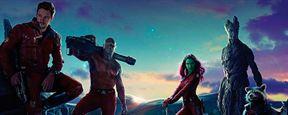 'Guardianes de la Galaxia' de Marvel, número uno de la taquilla española