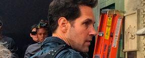 'Ant-Man': Avalancha de vídeos y fotos del rodaje con Paul Rudd como Scott Lang