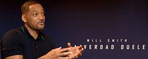 'La verdad duele': Entrevistamos en vídeo a su protagonista Will Smith