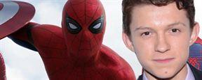 'Capitán América: Civil War': A Tom Holland no le convencía el nuevo traje de Spider-Man
