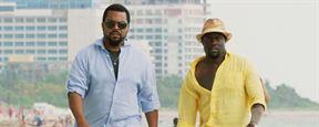 'Infiltrados en Miami': divertido clip en Exclusiva con Kevin Hart y Olivia Munn