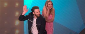 'Capitán América: Civil War': Chris Evans y Elizabeth Olsen se enfrentan en un duelo de bailes