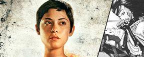 'Alita, ángel de combate': Rosa Salazar, elegida para protagonizar la película de Robert Rodriguez y James Cameron