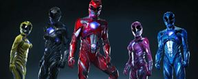 'Power Rangers' anuncia el estreno del primer póster del 'reboot' con esta imagen