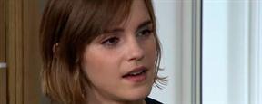 El teléfono de Emma Watson suena en una entrevista en directo y todo el mundo habla de su tono de llamada
