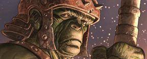 'Thor 3: Ragnarok': Primeras imágenes de la armadura que lucirá Hulk en la película
