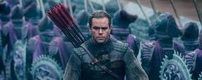 'La Gran Muralla': Nuevas fotos de la gigantesca película de Zhang Yimou con Matt Damon