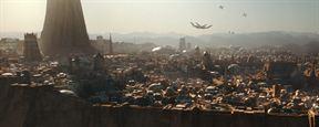 'Rogue One: Una historia de Star Wars': Nueva información sobre Jedha, el nuevo planeta del 'spin-off'