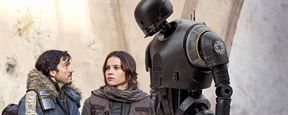 'Rogue One: Una historia de Star Wars': Nuevo vistazo a Jyn Erso, Cassian Andor y el droide K-2SO
