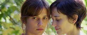 'Euphoria': Primer vistazo a Alicia Vikander y Eva Green como hermanas