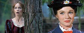 'El regreso de Mary Poppins': Así ha reaccionado Julie Andrews al saber que Emily Blunt es su sucesora