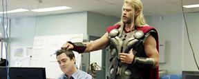 'Capitán América: Civil War': Un vídeo revela qué estaba haciendo Thor durante la Guerra Civil de Marvel