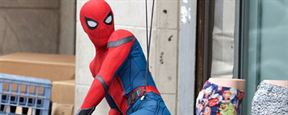 'Spider-Man: Homecoming': Tom Holland y Jon Watts comparten vídeos del 'set'