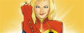 'Captain Marvel': Rebecca Thomas se una a la lista de candidatas para dirigir la película de Marvel