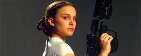 Natalie Portman no deja que su hijo vea las precuelas de 'Star Wars'