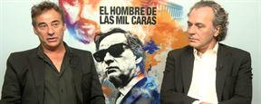 """José Coronado ('El hombre de las mil caras'): """"Paesa es el maestro de todos los sinvergüenzas"""""""