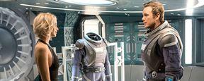 'Passengers': El tráiler protagonizado por Chris Pratt y Jennifer Lawrence revoluciona las redes sociales