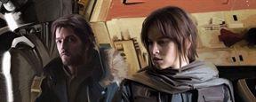 'Rogue One: Una historia de Star Wars': Nuevas imágenes promocionales de los protagonistas