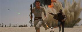 'Star Wars: El despertar de la Fuerza': El primer encuentro entre Finn y Rey iba a ser muy diferente